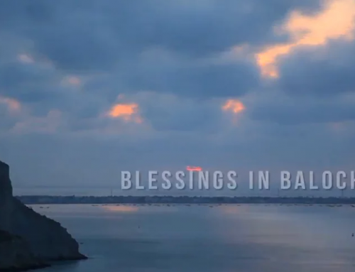 Blessings in Balochistan (IUCN)