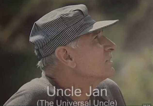 Uncle Jan  AFP