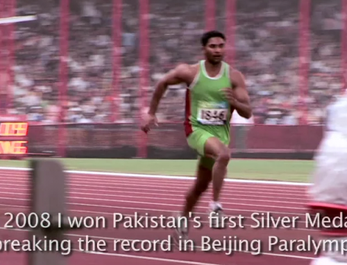 HAIDER ALI PROFILE of an Athelete